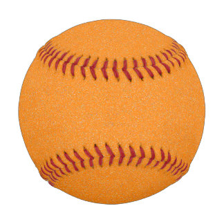 Orange Star Dust Baseball