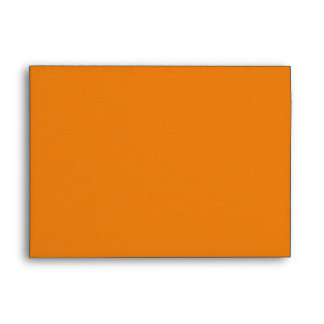 Orange Star Dust Envelope