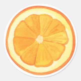 Orange - Sticker