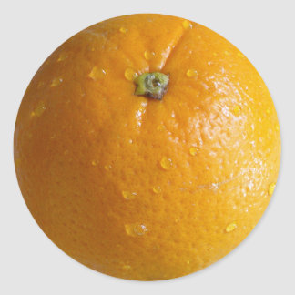 Orange Stickers 01