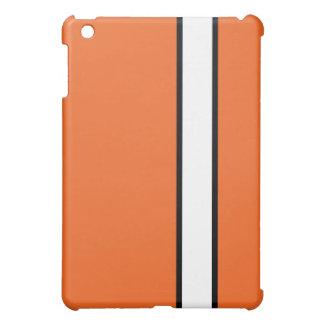 Orange Stripe iPad Mini Cases