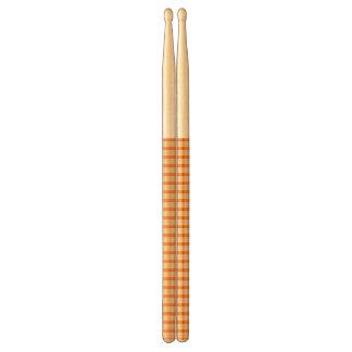 Orange Striped Drumsticks