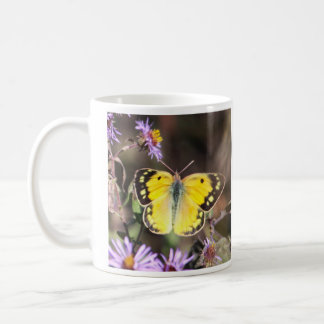 Orange Sulphur Coffee Mug
