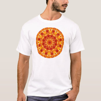 Orange Sun T-Shirt