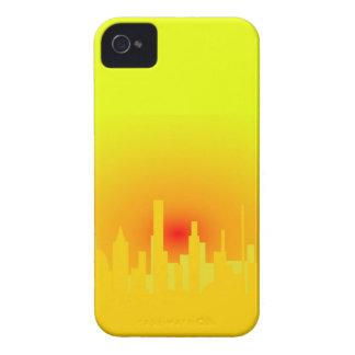 Orange Sunset Case-Mate iPhone 4 Case