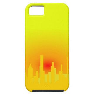 Orange Sunset iPhone SE/5/5s Case