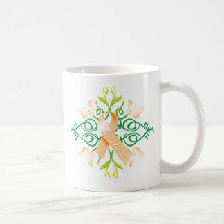 Orange Survivor Coffee Mug