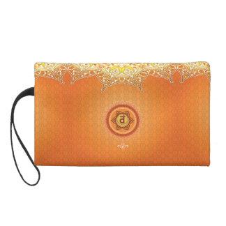 Orange Svadhisthana 2nd (Sacral) Chakra Wristlet