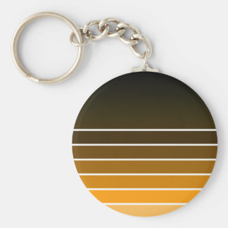 orange swatch keychain