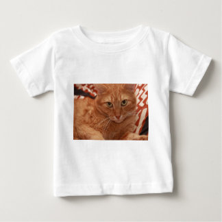 Orange Tabby Baby T-Shirt