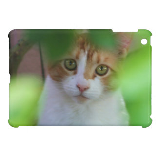 Orange Tabby Cat ipad Mini Case
