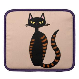 Orange Tabby Cat iPad Sleeves