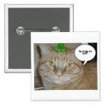 Orange Tabby Cat Pins