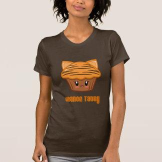 Orange Tabby Cupcake T-Shirt