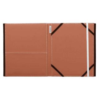 Orange Tan iPad Case