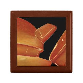 Orange Tea Set Gift Box (Lori Corbett)