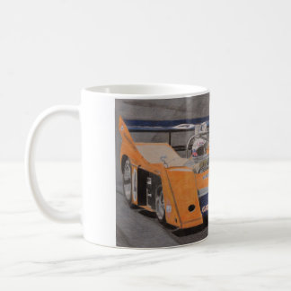 Orange Thunder Coffee Mug