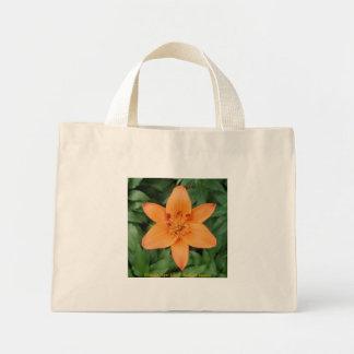 Orange Tiger Lily Bags