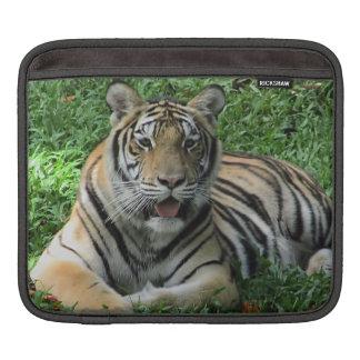Orange Tiger Sleeve For iPads