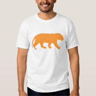 Orange Tiger T Shirts