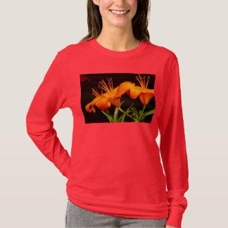Orange Tigerlillies T-Shirt