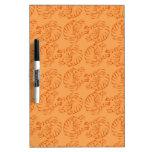 Orange Tigers Dry-Erase Whiteboards