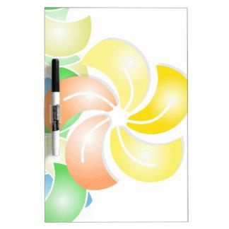 orange to flower rectangle .gif Dry-Erase boards