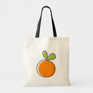 Orange Tote Tote Bag