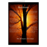 Orange Tree Card
