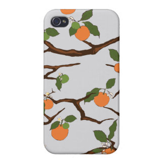 Orange Tree Case-Mate iPhone 5 Barely There Univer iPhone 4/4S Case