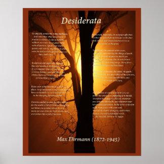 Orange Tree Posters