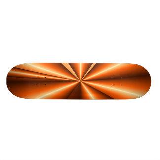 Orange Tubes  Skateboard