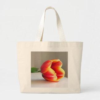 Orange Tulip Bag