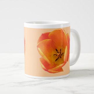 Orange Tulip Mug