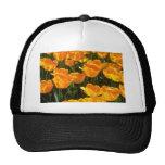 Orange Tulips flowers Trucker Hat