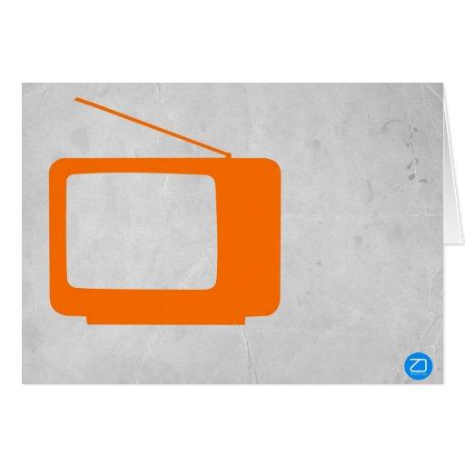 Orange TV Card