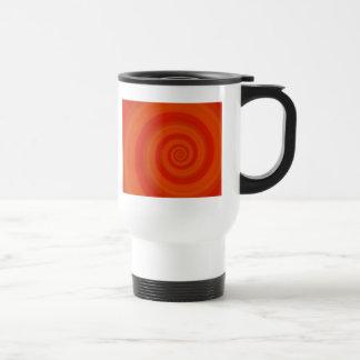 Orange Twist Travel Mug
