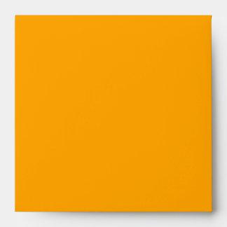 Orange w/ Little Bones Envelopes