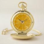 "Orange Watch<br><div class=""desc"">More items with this design:  www.zazzle.com/aura2000/orange</div>"