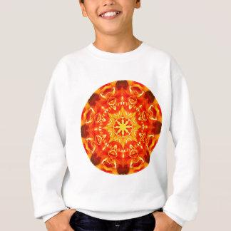Orange Wheel Sweatshirt
