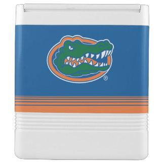 Orange & White Florida F Logo Drink Cooler