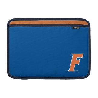 Orange & White Florida F Logo Sleeve For MacBook Air