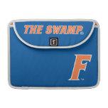 Orange & White Florida F Logo Sleeves For MacBooks
