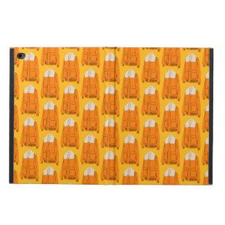 Orange Winter Jacket Powis iPad Air 2 Case