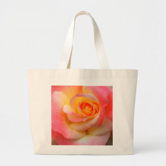 Orange, Yellow, and Pink Rose Multiple Products Jumbo Tote Bag