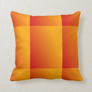 Red And Orange Decorative Pillows : Red And Orange Patterns Pillows - Decorative & Throw Pillows Zazzle