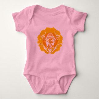 Orange & Yellow Buddha T Shirt