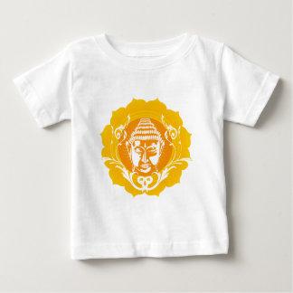 Orange & Yellow Buddha Tee Shirts