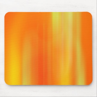 Orange & Yellow Motion Blur: Mouse Pad