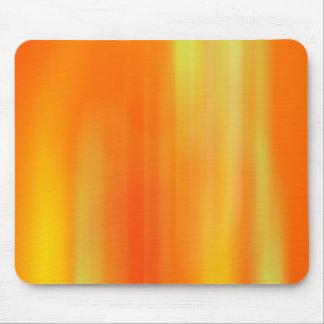 Orange & Yellow Motion Blur: Mouse Pad
